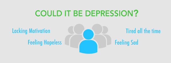 COULD IT BE DEPRESSION?